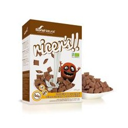 CEREALES RICER´S BIO 375g  SORIA NATURAL