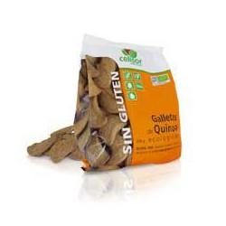 Galletas De Quinoa Sin Gluten Sin Huevo Ecológicas 200 Gr Soria Natural