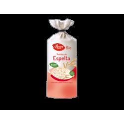Tortitas De Espelta Bio 100g El Granero