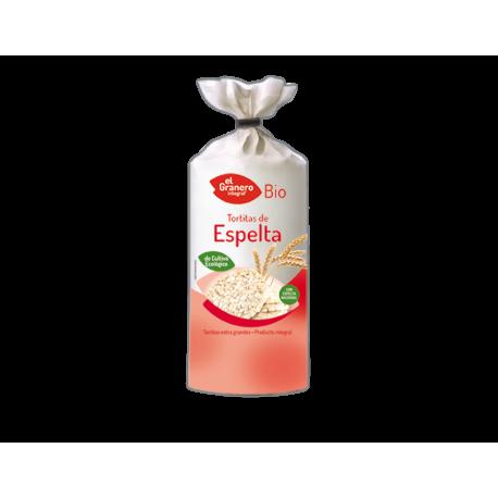 TORTITAS DE ESPELTA EL GRANERO