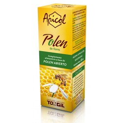 EXTRACTO DE POLEN DE FLORES 60ml TONGIL