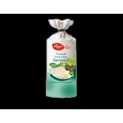 Tortitas De Arroz Y Trigo Sarraceno El Granero