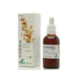 EXTRACTO AVENA SORIA NATURAL