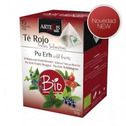 Té Rojo Frutas Silvestres Bio Artemis