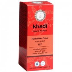 KHADI Henna Roja Pura Bio