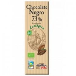 Chocolatina Negro Eco 73% Solé