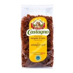 Espirales Ecológicos Espelta Integral 500 Gr Castagno Bio