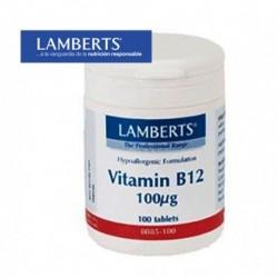 VITAMINA B12 1000ug LAMBERTS