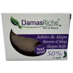 JABÓN ALEPO 50% DAMASRICHE